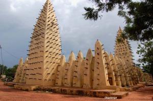 Mezquita de Mopti, Mali