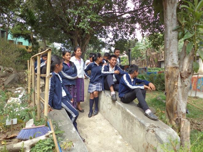 Los alumnos de la Escuela Pavarotti